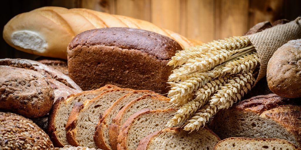 brood graan versgebakken heerlijk bruin