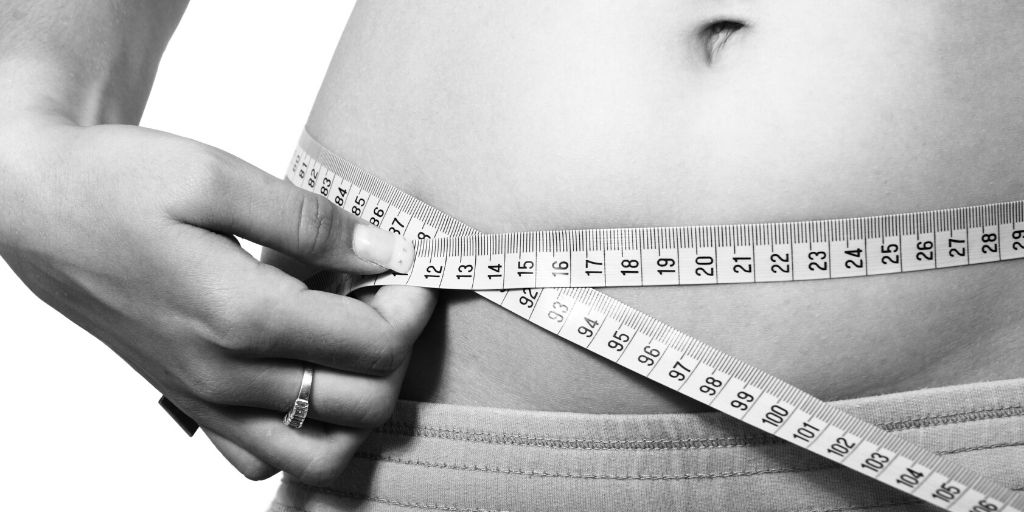 belly waistline measure size