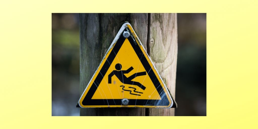 slippery slope sign some remarks to make