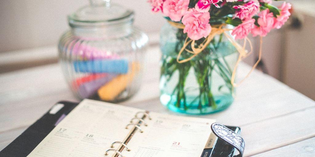 Een goede agenda die bij jou past zal je motiveren om te blijven plannen!