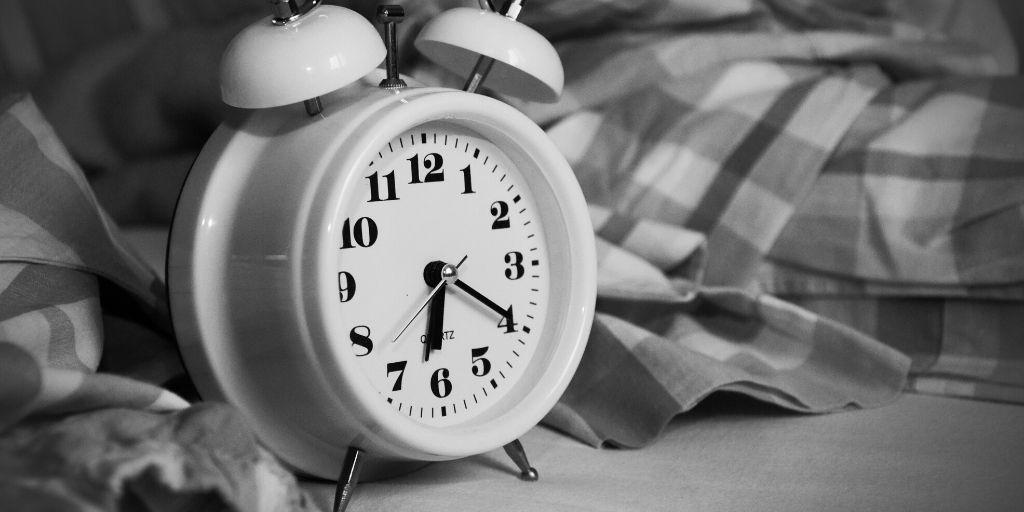 Een goede nachtrust krijg je ook door 's avonds je maag minder te belasten