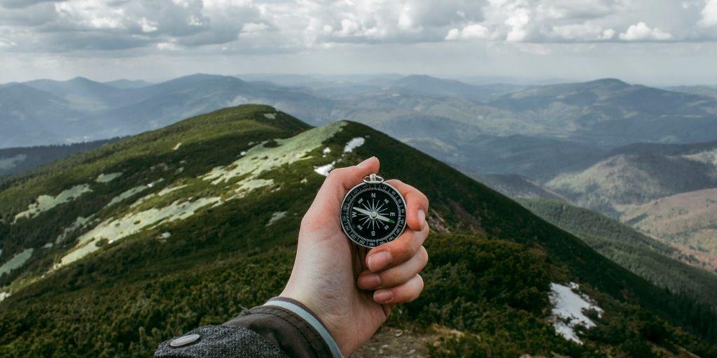 Yearcompass: avec des questions spécifiques et guidant vous trouverez votre chemin