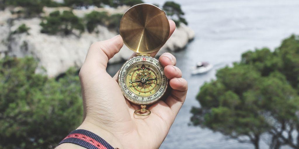 Yearcompass: door specifieke en opbouwende vragen vind je de weg die jij wil