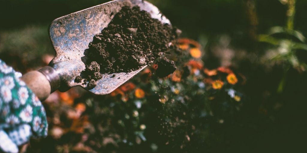goede grond vruchtbaar compost