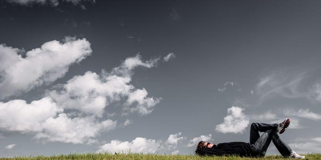 dromen wolken fantaseren, toekomst