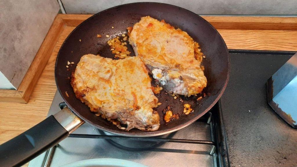 frying pork smelts