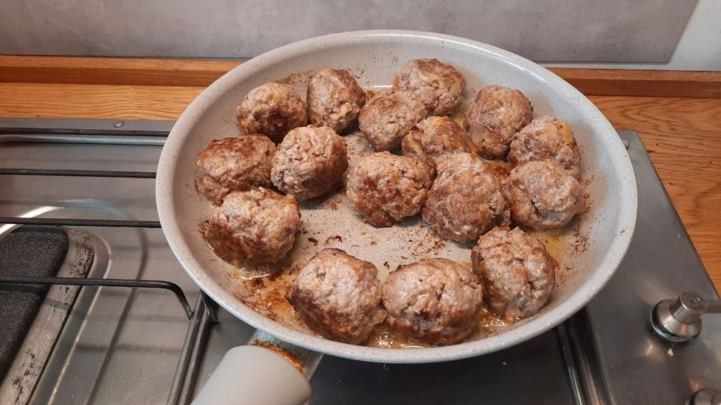 baked meatballs